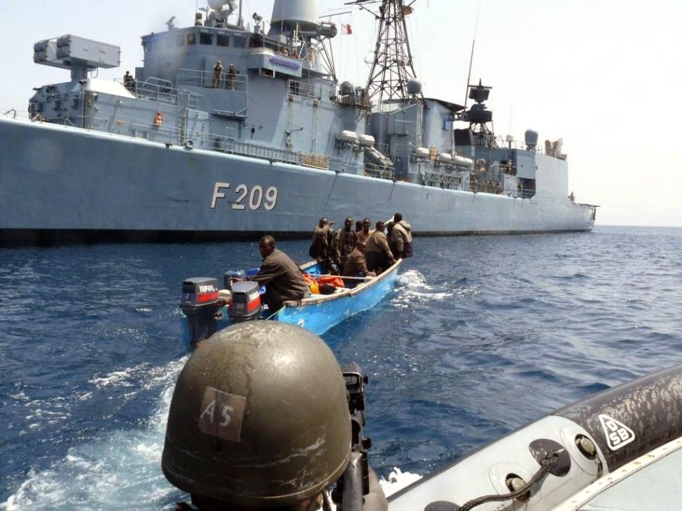 Auswärtiges Amt: EU schließt Übergabe-Abkommen zu Piraten mit Kenia