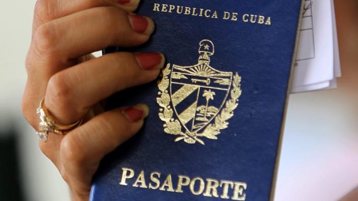 Reisefreiheit Kuba