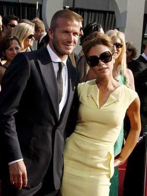 Victoria Beckham, David Beckham, dpa