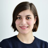 Portrait  Nakissa Salavati