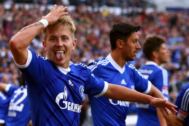 FILE - Schalke Midfielder Lewis Holtby To Join Tottenham Hotspur