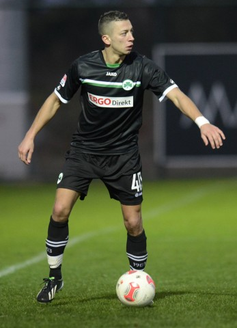 Nikola Djurdjic Greuther Fürth