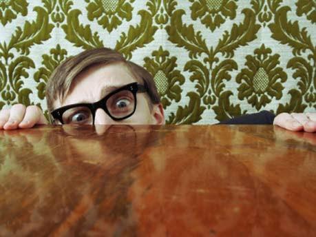 Nerd, Brille, iStockphotos