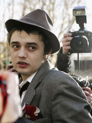 Pete Doherty, Sänger, Hut, Getty Images