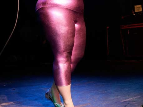 Beth Ditto, Sängerin, Getty Images