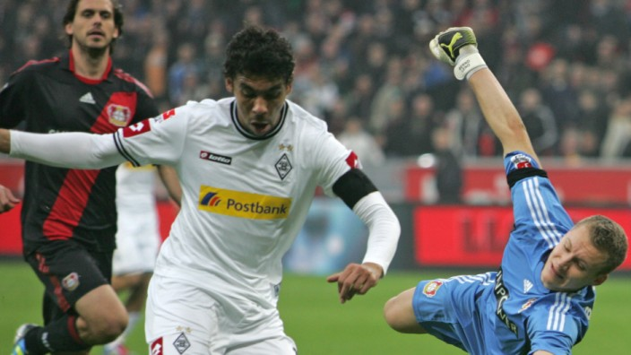 Bayer 04 Leverkusen - Borussia Moenchengladbach