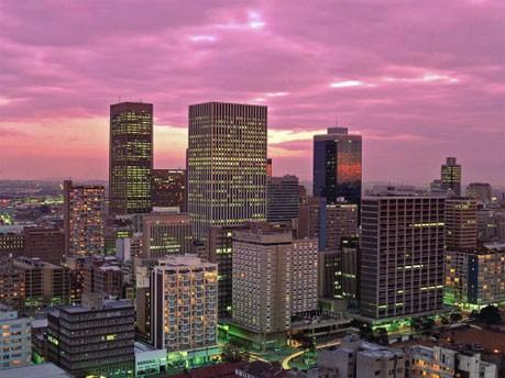 Johannesburg, dpa