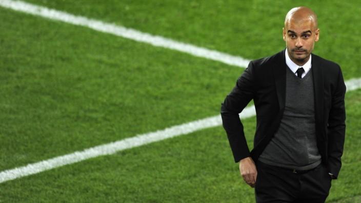 Pep Guardiola, FC Bayern München, Fußball Bundesliga