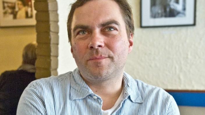 Schriftsteller Jakob Arjouni