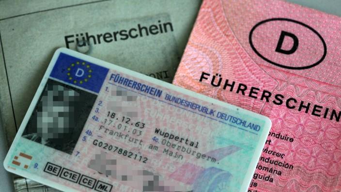 Führerschein, EU-Führerschein, EU, Lappen, Führerscheinreform