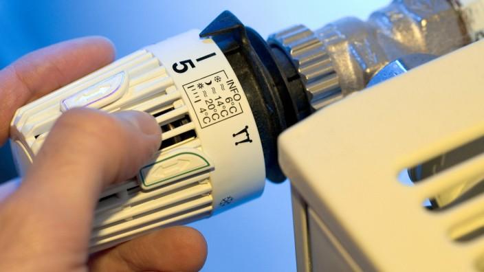 Wohnung mieten Nebenkosten Thermostat Heizung
