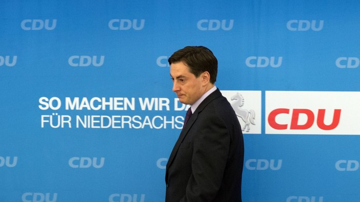 CDU Landesvorstand Niedersachsen