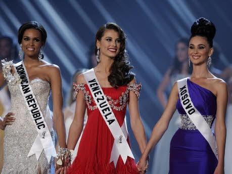 Miss Universe; Venezuela; Donald Trump; dpa
