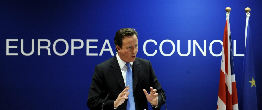 David Cameron Großbritannien EU Austritt