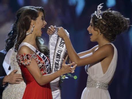 Miss Universe; Venezuela; Donald Trump; AP
