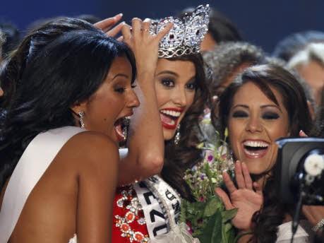 Miss Universe; Venezuela; Donald Trump; Reuters