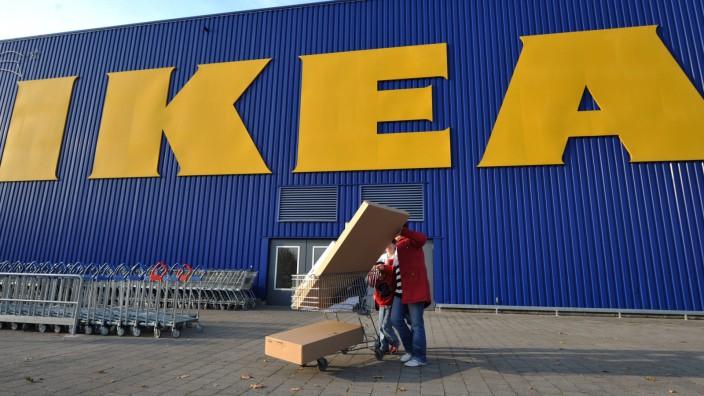 Ikea plant Möbelhaus in Feldkirchen
