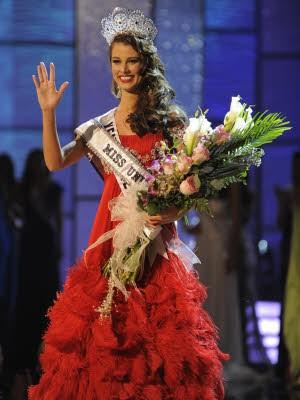 Miss Universe; Venezuela; Donald Trump; AFP