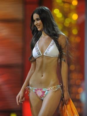 Miss Kosovo, Gona Dragusha, AFP