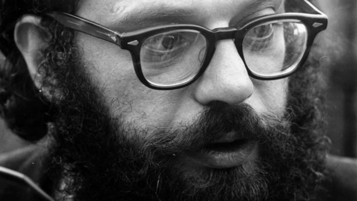 Beat-Poet Allen Ginsberg