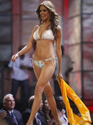 Mayra Matos Perez, Miss Puerto Rico, Miss Universe, AP