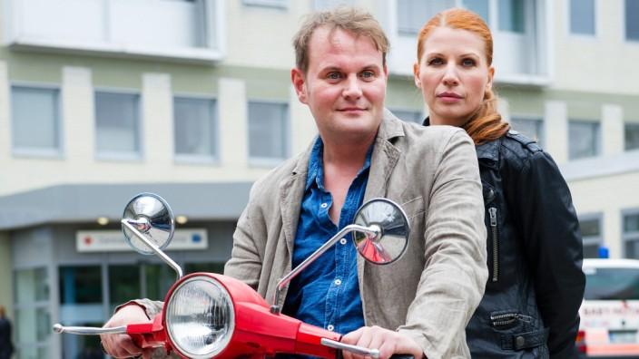 Elisabeth Brück und Devid Striesow