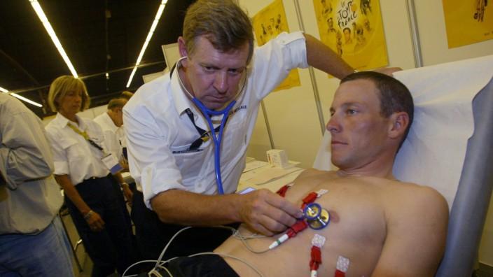 Lance Armstrong Doping Usada UCI Rad