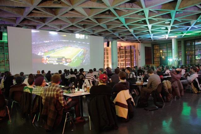 Super Bowl TU Mensa München 2010