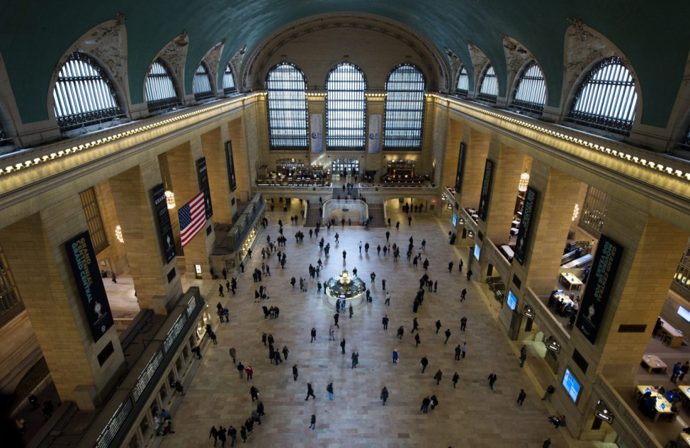 Haupthalle Grand Central Station New York
