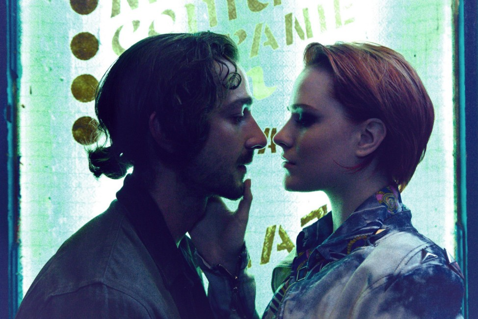 """""""The Necessary Death of Charlie Countryman"""""""
