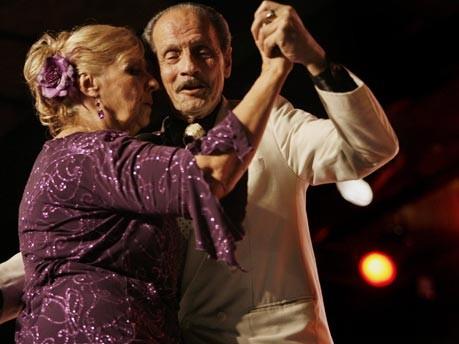 Tango-WM in Argentinien; dpa