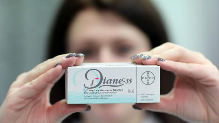 Verhütungsmittel Diane 35