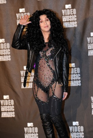 ACTRESS, MUSIC ICON CHER TURNS 65