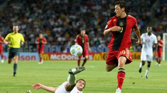England U21 v Germany U21 - UEFA U21 Championship Final