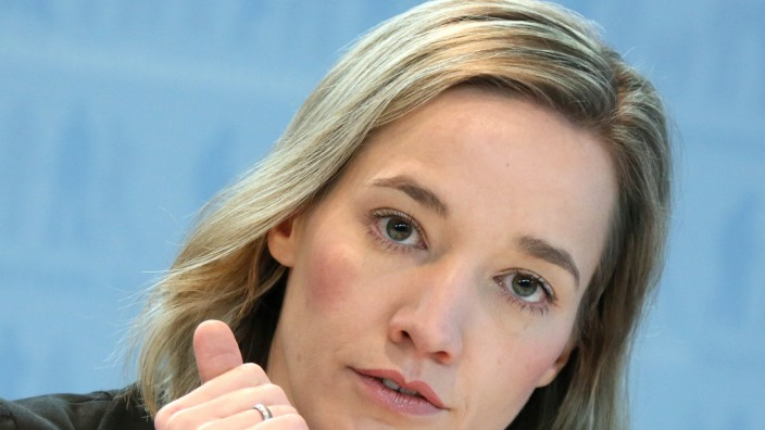 Bundesfamilienministerin Kristina Schröder (CDU) Familienpolitik