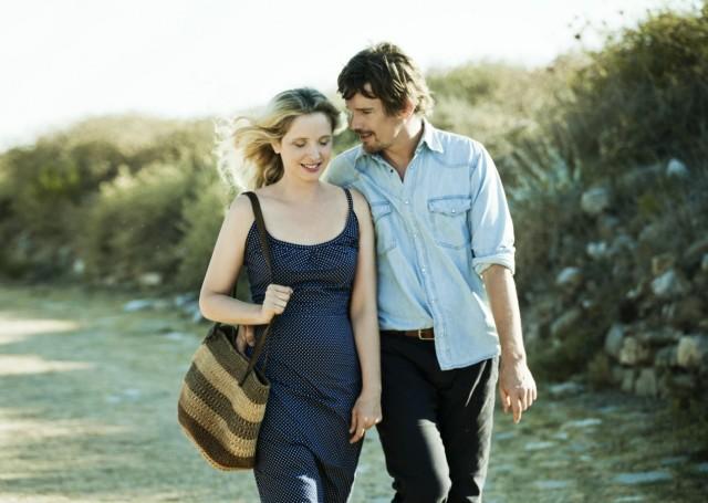 """Film """"Before Midnight"""" mit Julie Delpy und Ethan Hawke im Kino"""