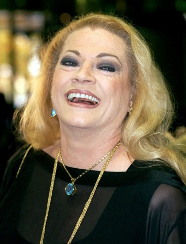 Anita Ekberg wird 75