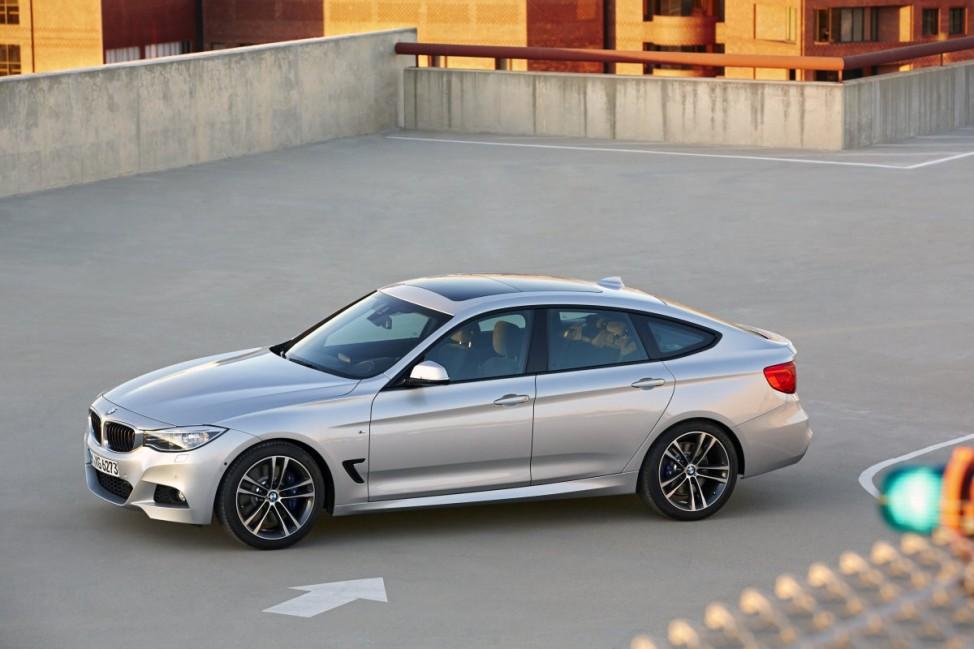 BMW 3er GT, BMW Dreier GT, Dreier, BMW, 3er, GT