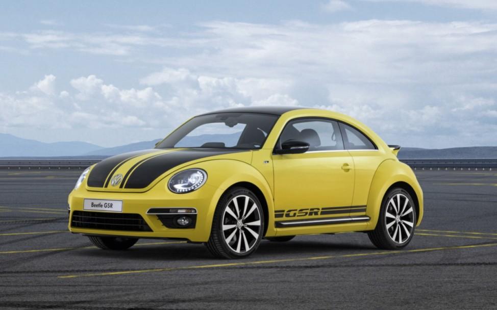 VW Beetle GSR, VW Beetle, Beetle, GSR, Käfer, VW Käfer