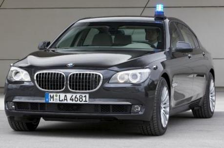 BMW 7er High Security