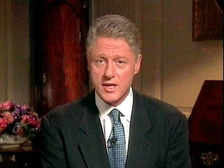 Bill Clinton; Foto: AP