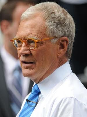 David Letterman; Foto: dpa