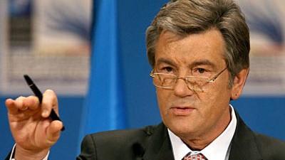 Gift-Anschlag auf Juschtschenko: Nach langer Behandlung sieht die Haut von  Viktor Juschtschenko langsam wieder glatter aus.