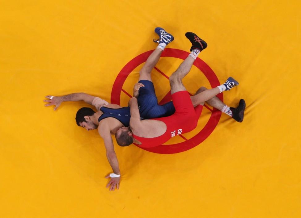 BESTPIX Olympics Day 10 - Wrestling