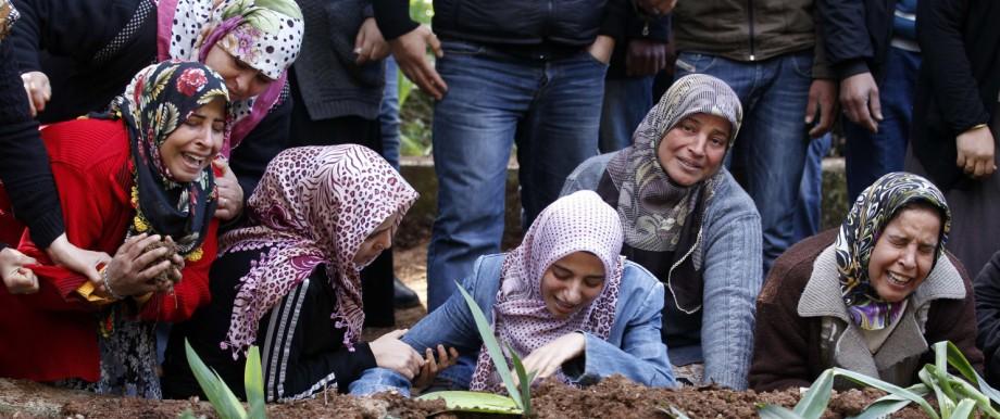Bürgerkrieg Syrien Todesopfer