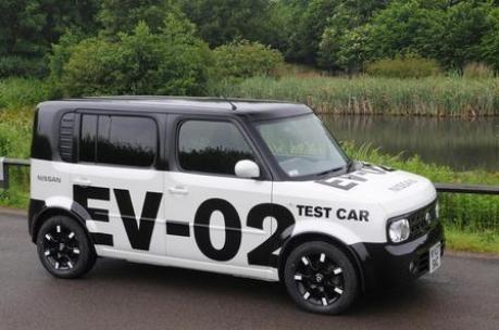 Nissan Elektroauto EV-02