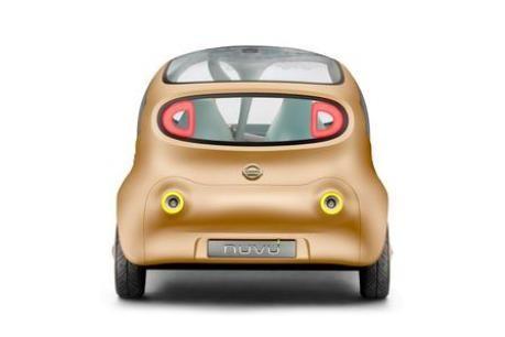 Nissan Elektroauto Nuvo