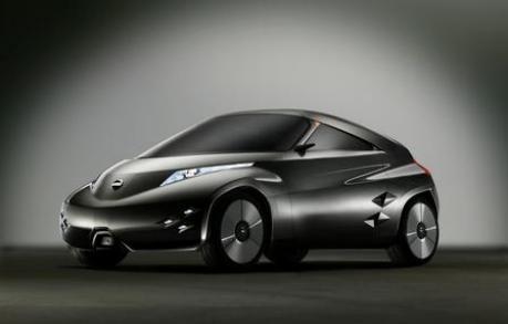 Nissan Elektroauto Mixim