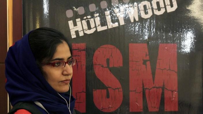 """Hollywoodism""-Konferenz in Teheran"