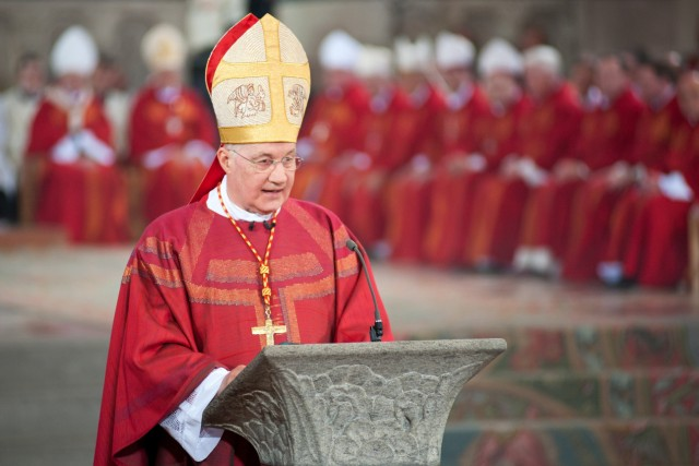 Mögliche Past-Nachfolger: Kardinal Marc Ouellet